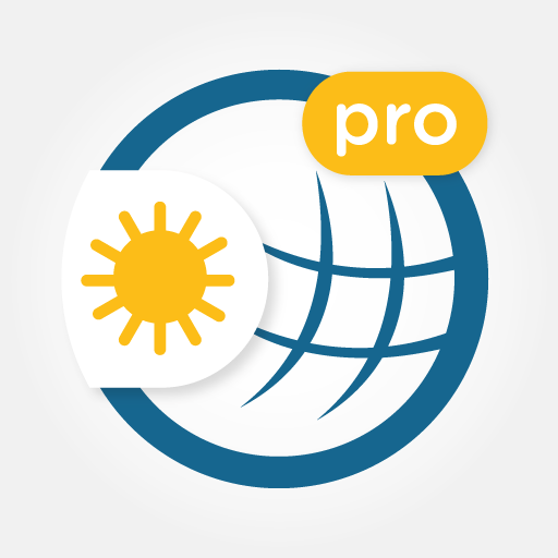 Weather & Radar Pro - Ad-Free Icon