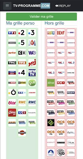 Programme TV 3.0 screenshots 8