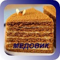 Торт медовик icon