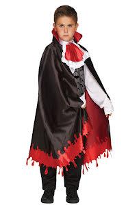 Barndräkt, Vampyr med blod
