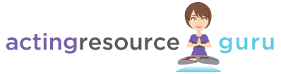 Acting Resource Guru Logo