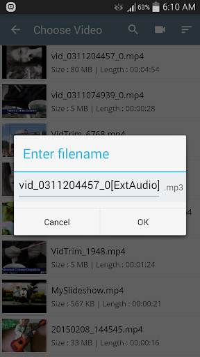 Easy Video Cutter 1.3.5 Apk for Android 6