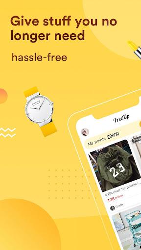 FreeUp screenshot 1