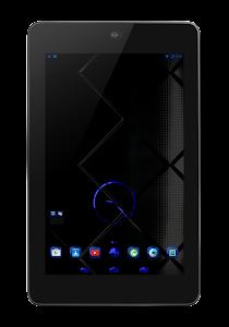 Blue Theme CM11 CM12 v1.06