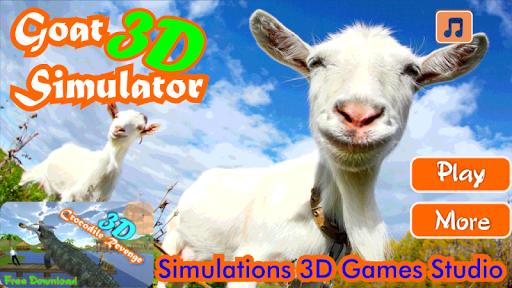 Goat Adventure 3D