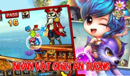 Teen Du Ky Gunny Dai Chien