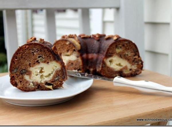 Apple, Praline And Cream Cheese Bundt Cake Recipe