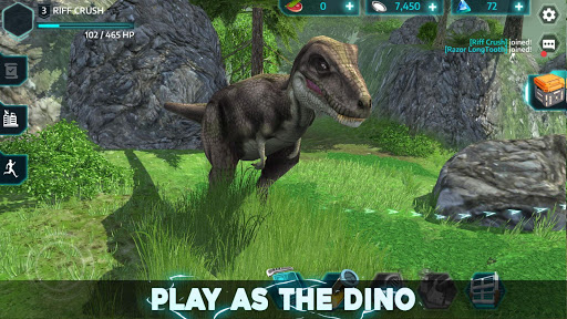 Télécharger Gratuit Dino Tamers - Jurassic Riding MMO apk mod screenshots 5