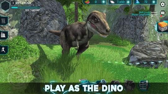 Dino Tamers  Jurassic Riding MMO Apk Mod Dinheiro Infinito 5