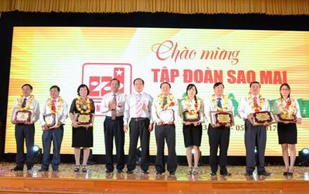 Tập đoàn Sao Mai - An Giang: Long trọng kỷ niệm 20 năm ngày thành lập ảnh 8