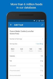 Calorie Counter – MyFitnessPal Premium (Cracked) 2