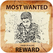 Most Wanted Poster Maker