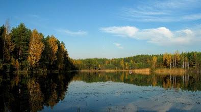 Photo: Lake Ahnejärv, Kurtna, Estonia.
