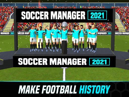 Soccer Manager 2021 screenshot 14