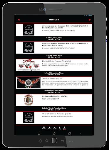 RCP Calendario  screenshots 9