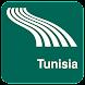 Tunisia Map offline