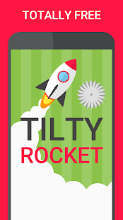 Tilty Rocket- screenshot thumbnail