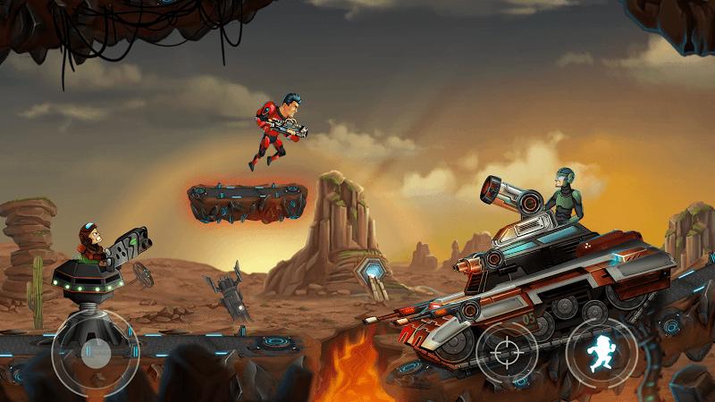 Alpha Guns 2 Screenshot 2