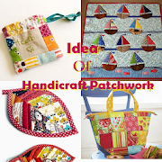 Idea Of Handicraft Patchwork icon