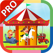 Amusement Park Flashcards PRO