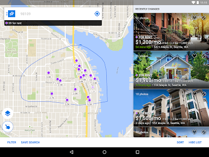 Apartments & Rentals - Zillow Screenshot 7