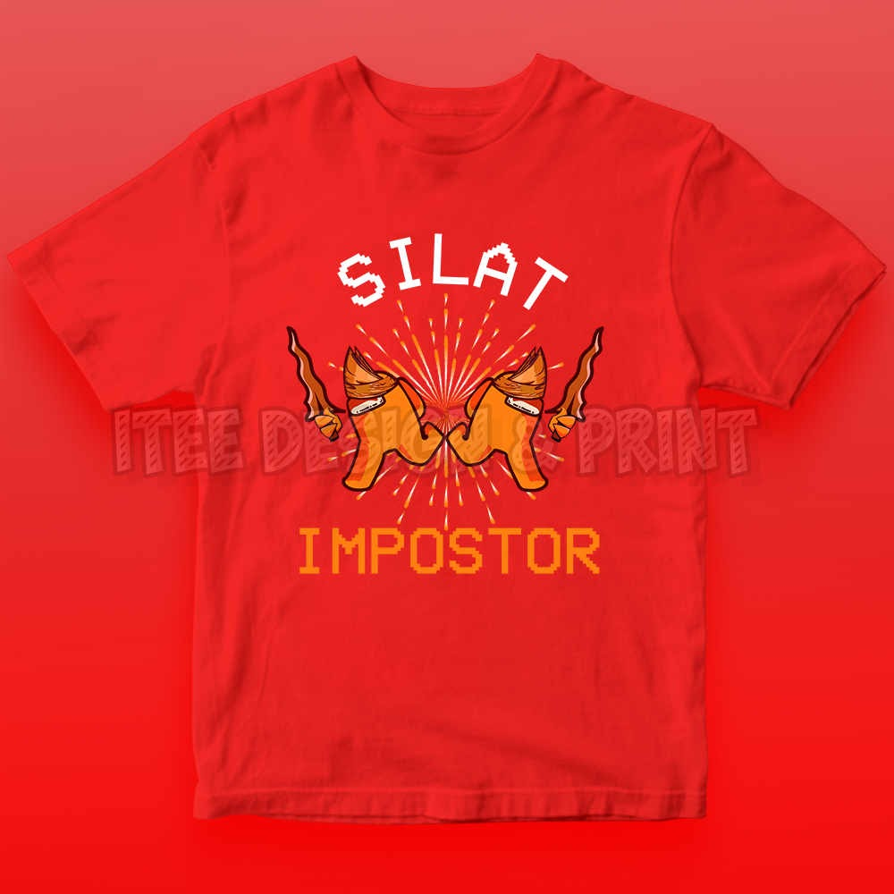 Pencak Silat Among Us Impostor 18
