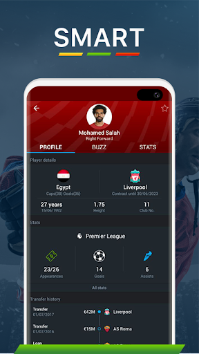 365Scores - Live Scores & Soccer News 10.8.2 Screenshots 4