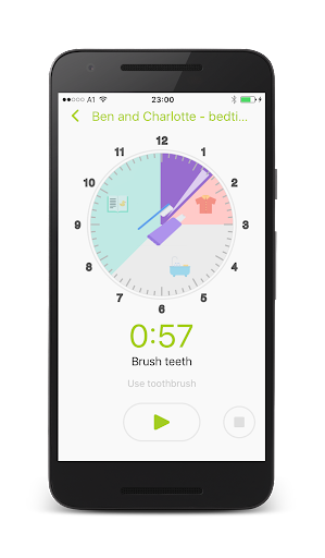 Kids task timer - visual timer for kids 1.0.211.0.21 screenshots 1