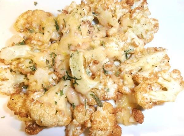 Cheesy Fried Yum Yum Cauliflower Recipe