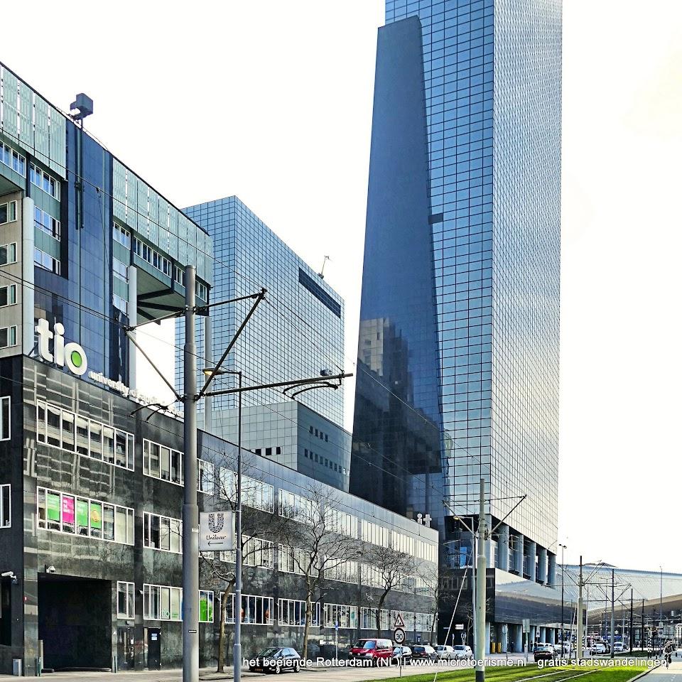 Aangeboden door: Stichting Microtoerisme InZicht Fotoblog Rotterdam Weena stedenbouw