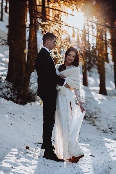Wedding photographer Agnieszka Gofron (agnieszkagofron). Photo of 13.02.2019