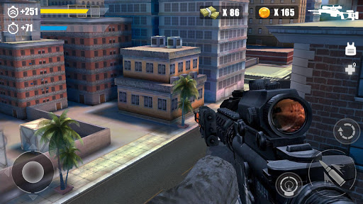 Realistic sniper game 1.1.3 app download 6