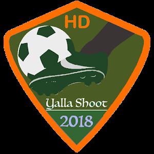 بث مباشر للمباريات : يلا شوت - yalla shoot for PC