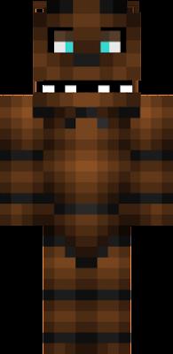 Freddy Nova Skin - Skin para minecraft pe de freddy
