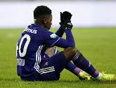 Francis Amuzu mag deze winter niet vertrekken bij Anderlecht