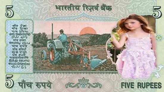 Money Photo Frame - náhled