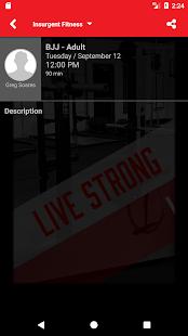 Insurgent Fitness - náhled