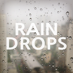 Rain Drops Atom Theme