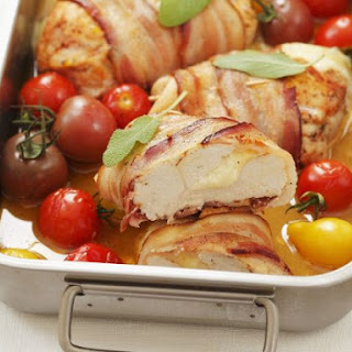 Wrapped Chicken Bake