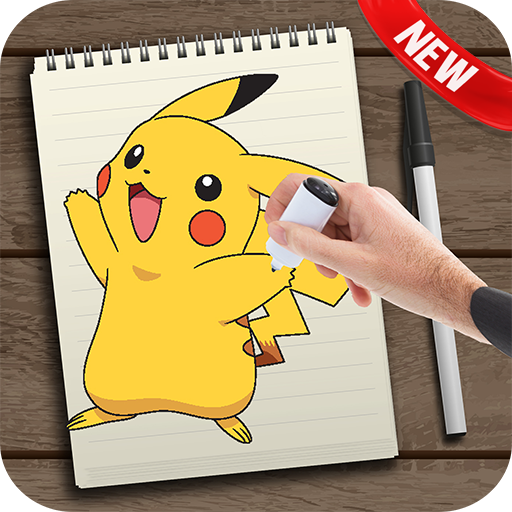 Learn How to Draw Pokemon