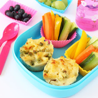 Macaroni Cheese Muffins Recipes.