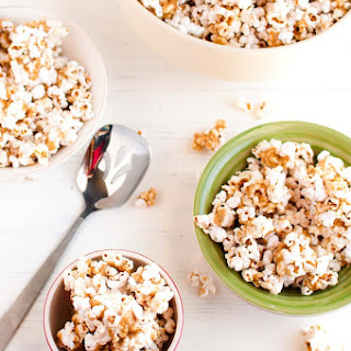 From Scratch Caramel Corn