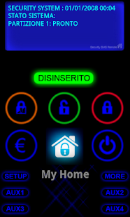 Security SMS Remote PRO- screenshot thumbnail