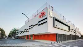 Gimnasio Ego Sport Center en Almería capital.