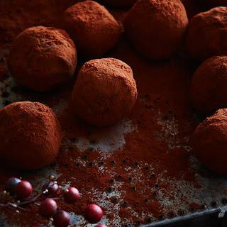 Cardamom and Orange Truffles Recipe