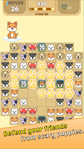 BINGLE - Cute Puppy Puzzle Game apkdebit screenshots 3