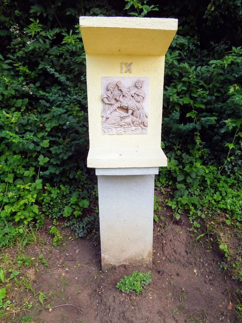 Egervölgy - keresztút