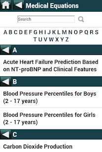 EBMcalc Cardiac- screenshot thumbnail