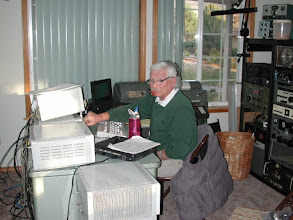 Photo: ND7O - CQWW SSB2009 538Q's , 124mult