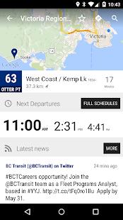 Victoria Regional Transit System Bus - MonTransit - náhled
